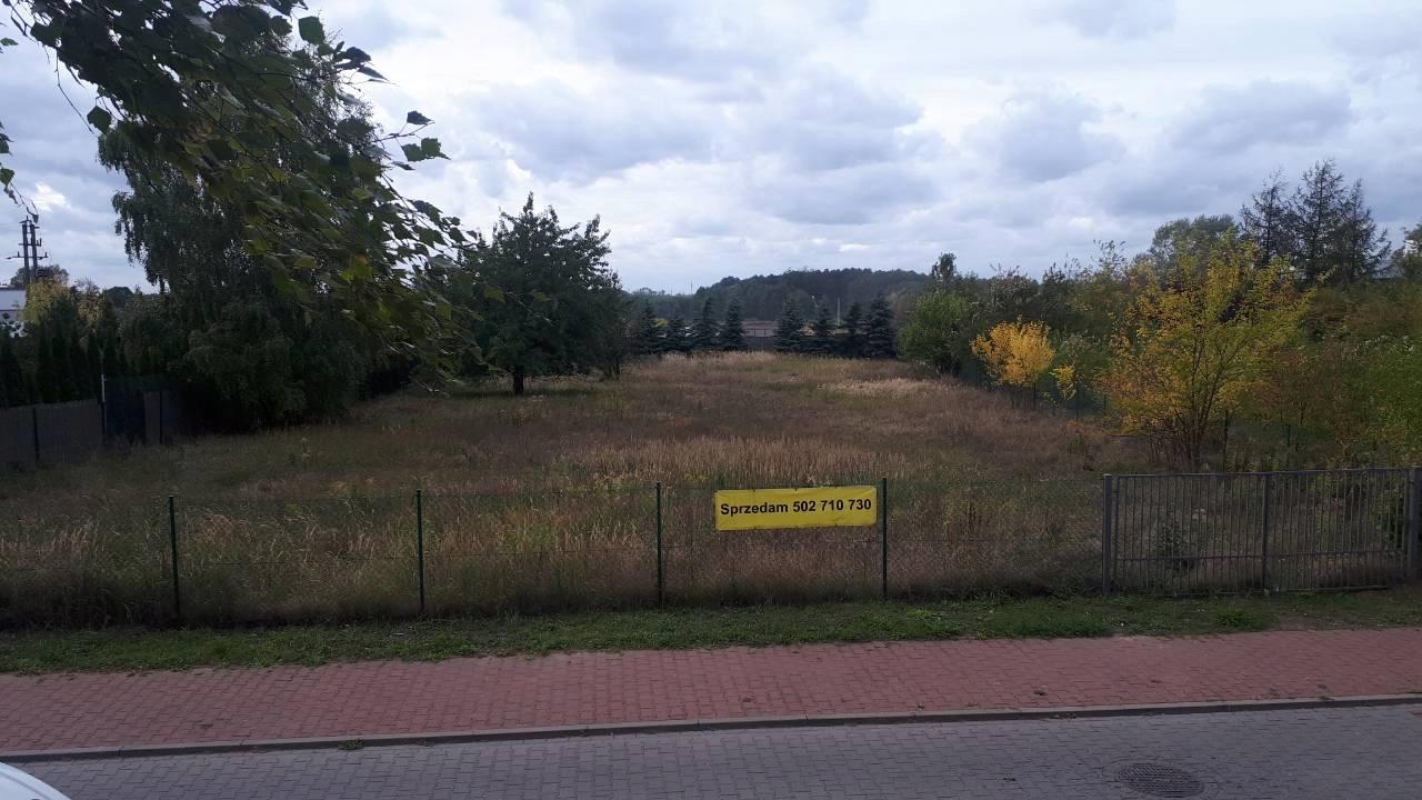 Działka budowlana Baranowo gm. Tarnowo Podgórne