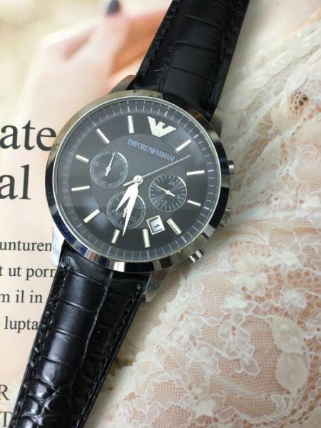 Zegarek Emporio Armani AR2434 Licytacja od 1 zł