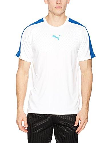 Koszulka męska T-shirt biała Puma 655173 r. M