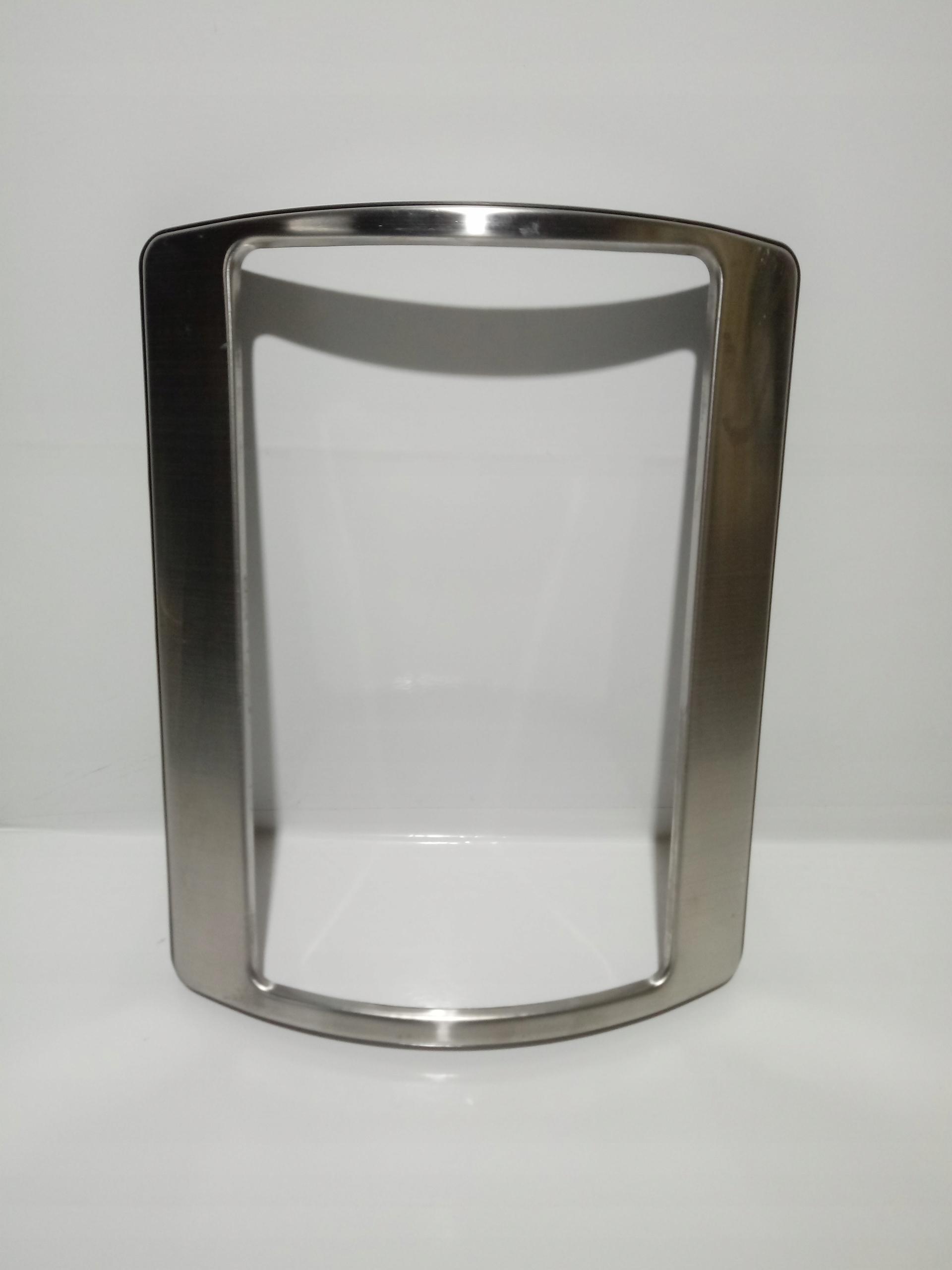 KRUPS ramka front (srebrna) części