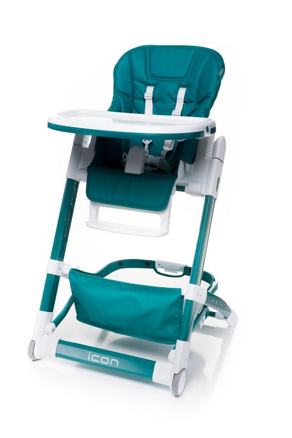 4baby Krzesełko dziecięce ICON Turkus