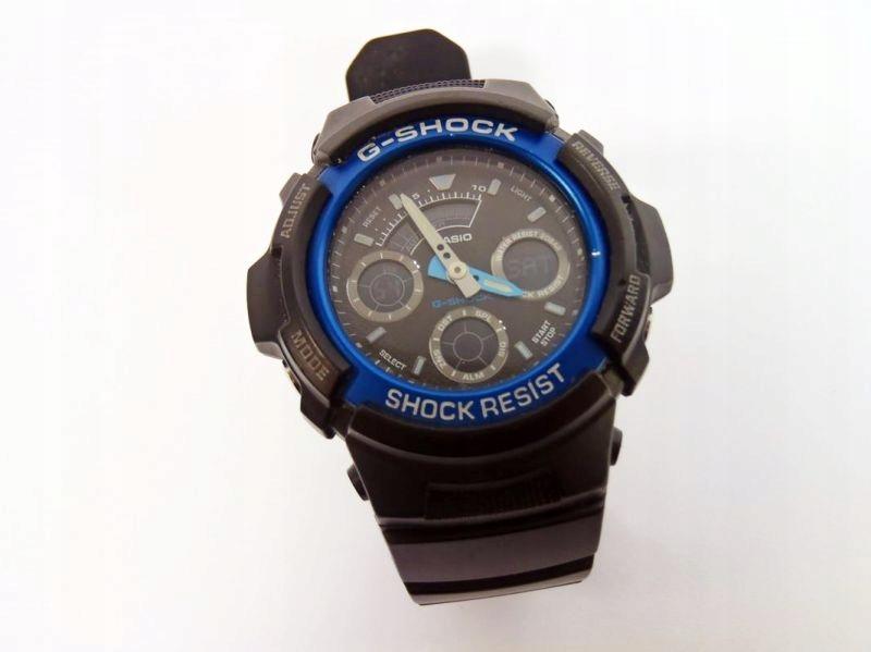 ZEGAREK G-SHOCK AW591