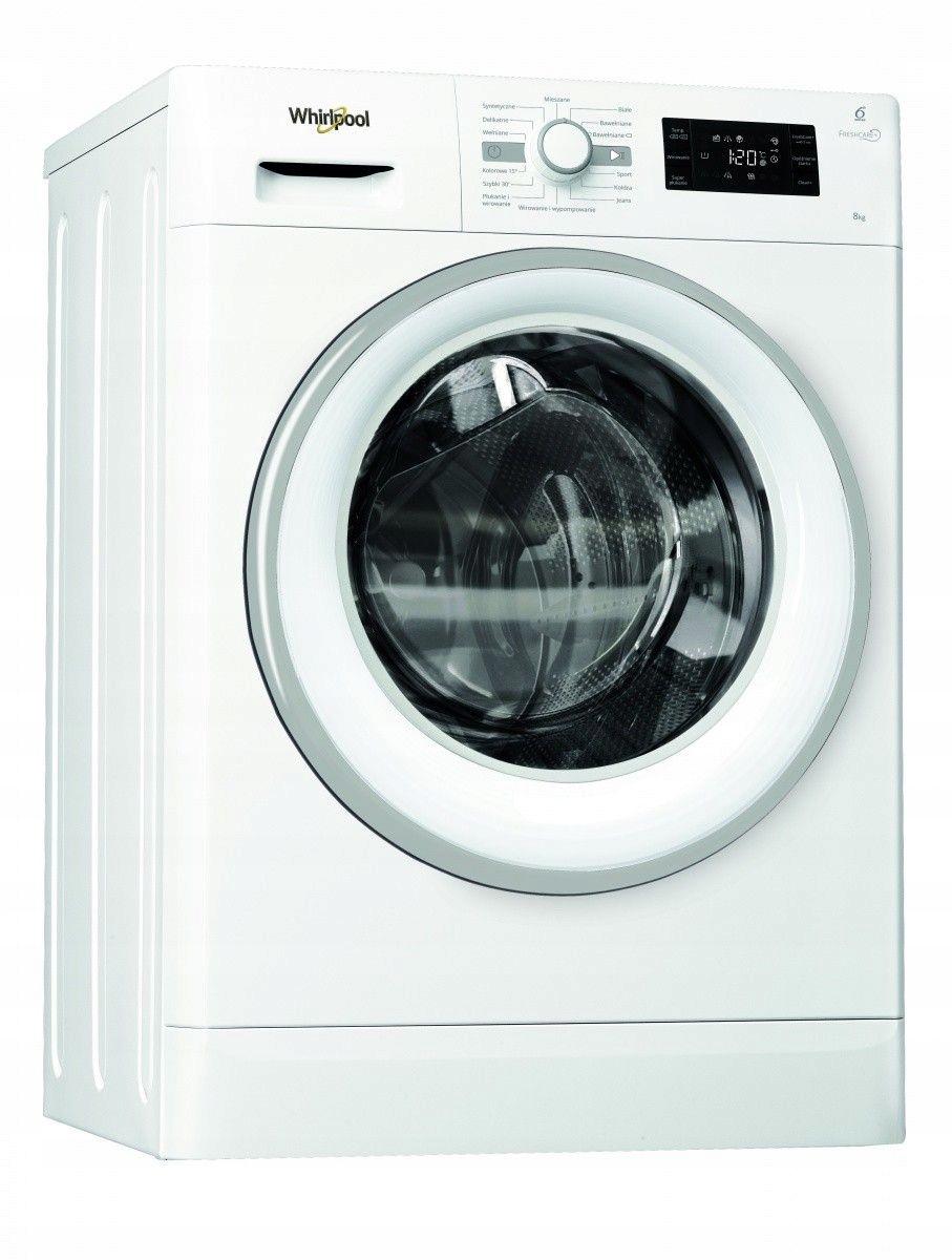 BYD - Whirlpool Pralka FWSG81083WSPL