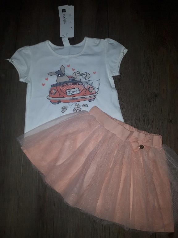 wójcik bluzka spódnica tiul 86