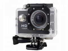 Kamera sportowa HD 1080P ekstremalna wodoodporna