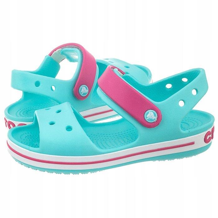 Sandałki dla Dzieci Crocs Crocband Sandal K 34/35
