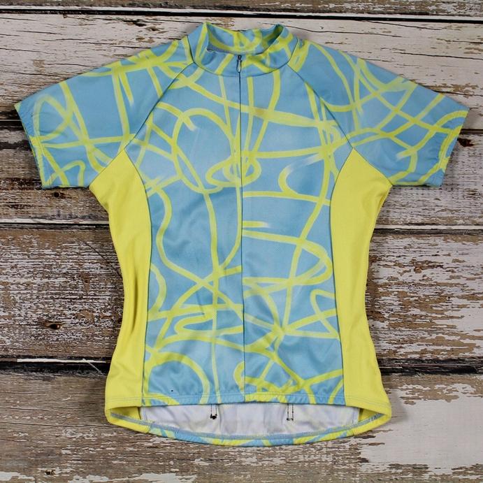 TREK Cycling Koszulka Rowerowa Kolarska Bicycle