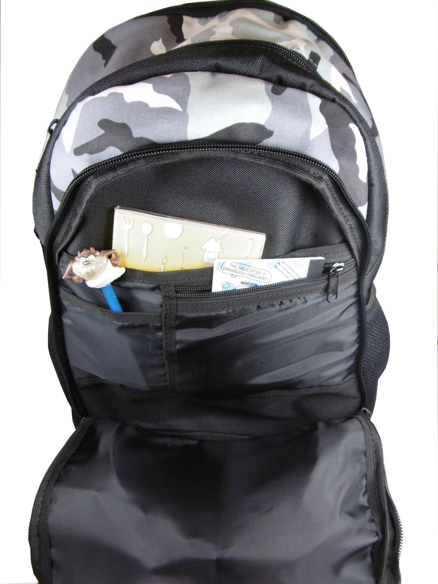 73c85d26cb66c Plecak szkolny moro plecak wycieczkowy turystyczny - 6833922149 ...