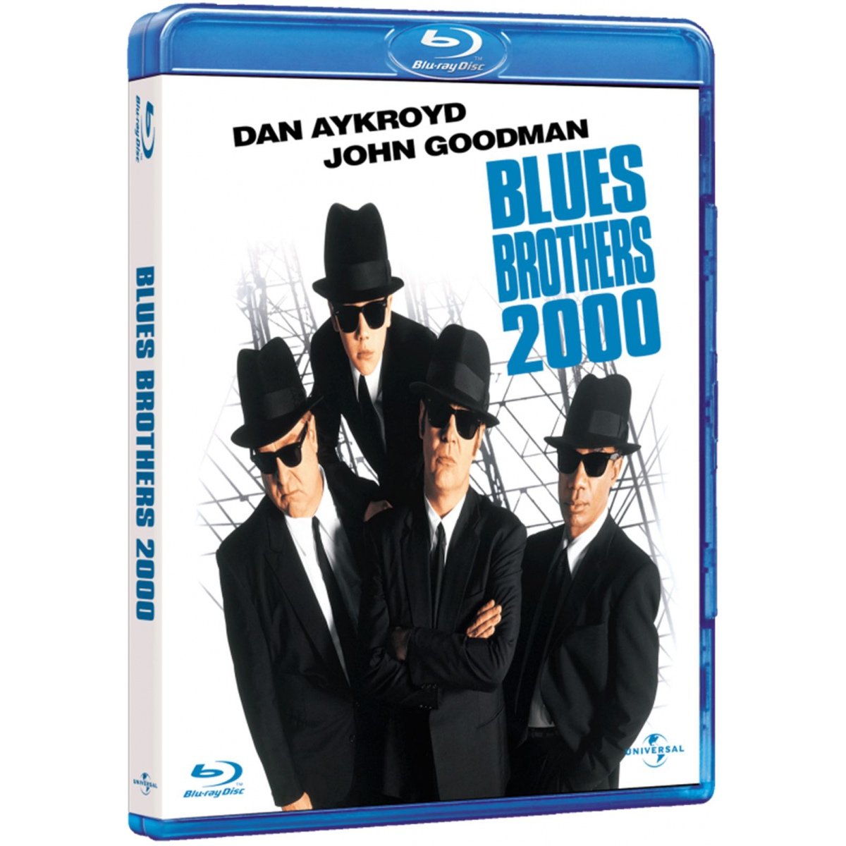 BLUES BROTHERS 2000 BLURAY
