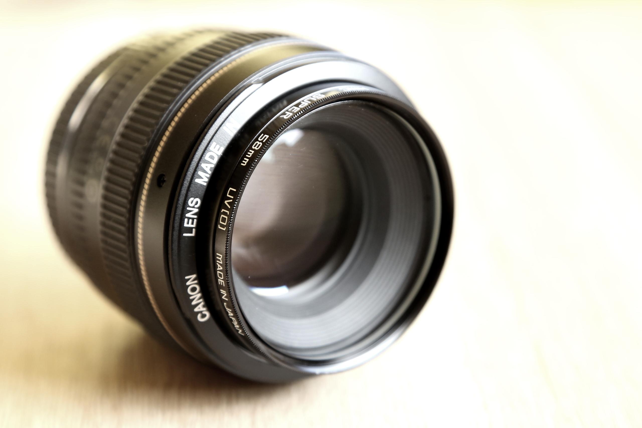Obiektyw Canon 50mm 1.4