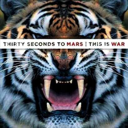 30 SECONDS TO MARS This Is War OD RĘKI Nówka 24h