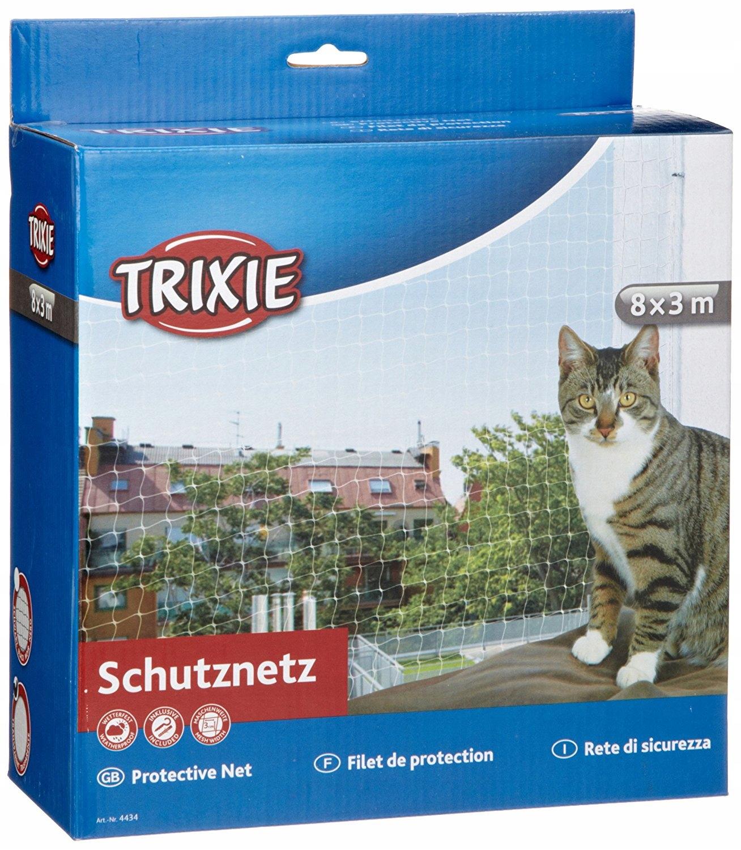Trixie siatka ochronna na balkon okno 8x3 nylon