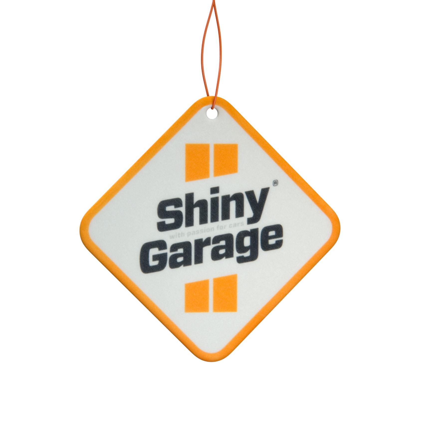 SHINY GARAGE SQUARE AIR FRESHENER MELON MARAKUJA
