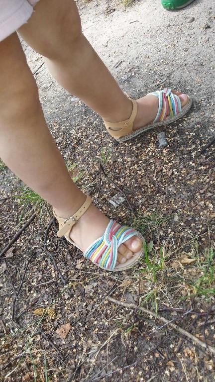 Zara sandałki 21