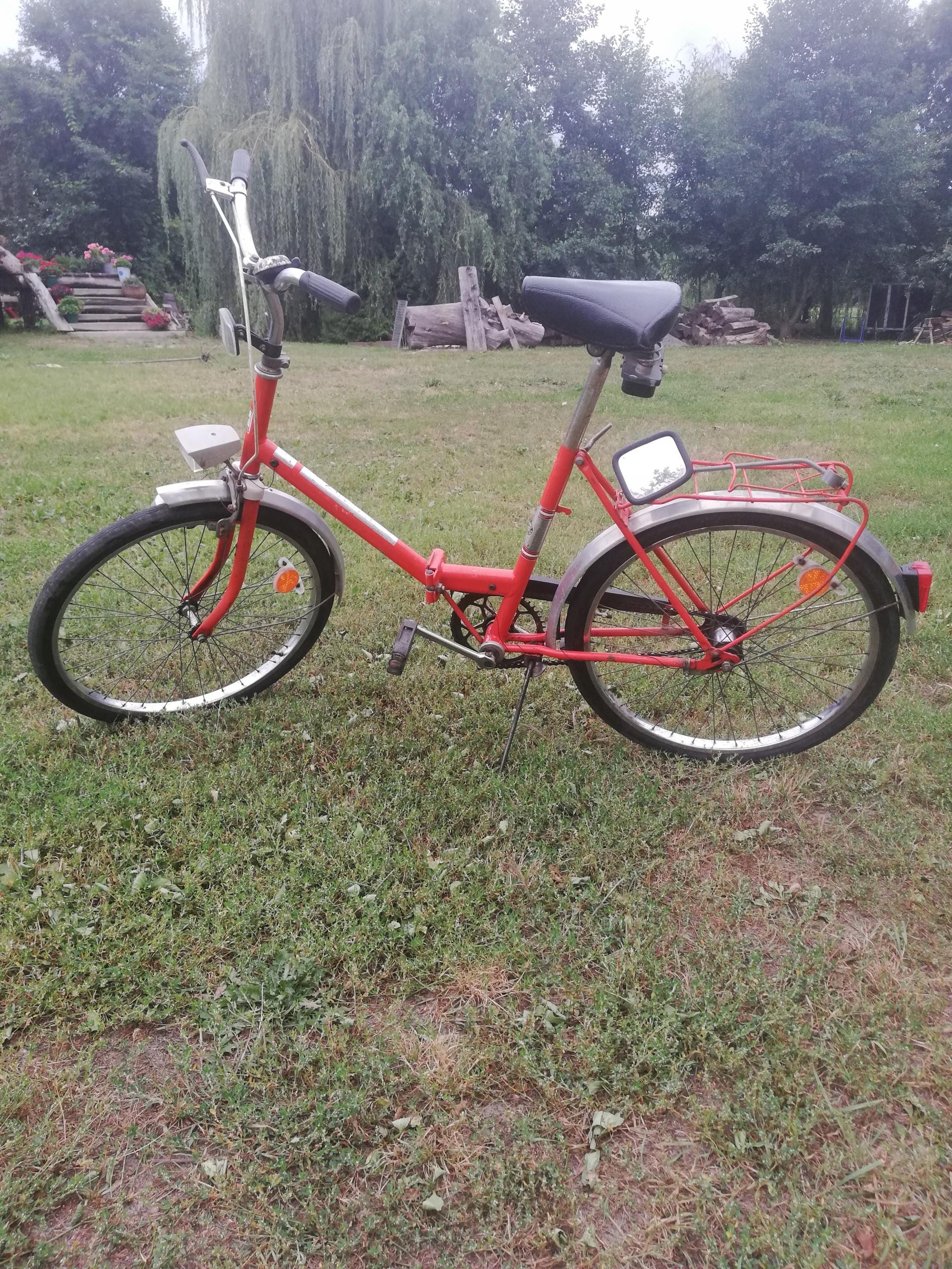 Rower składak Romet Jubilat