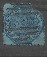Wiktoria Australia Kolonie Angielskie nr 50 1863 r