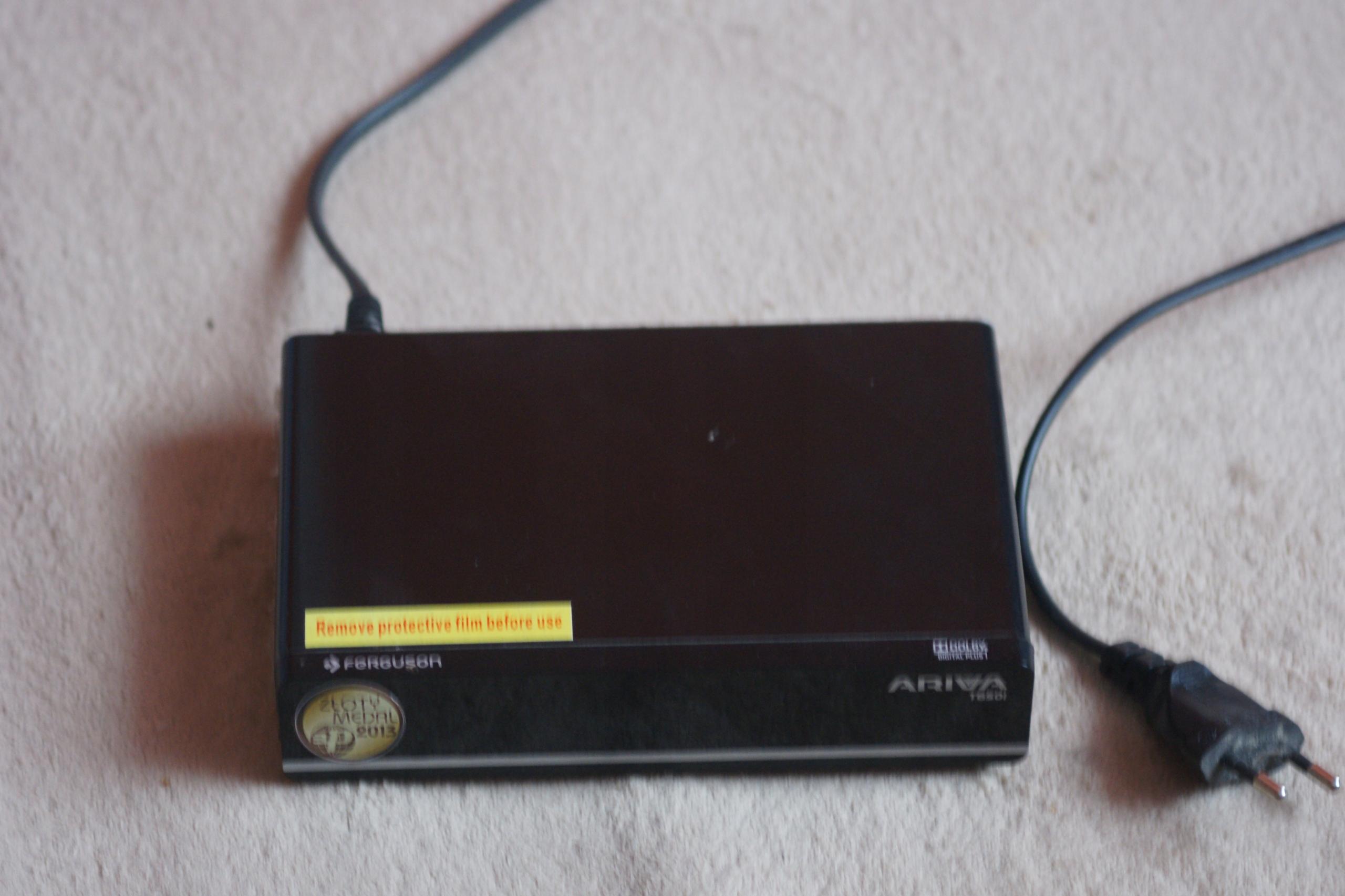 Tuner DVB-T Ferguson Ariva T650i