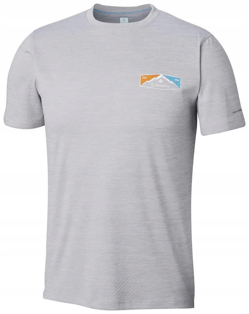 Koszulka męska Columbia Zero Rules Short Sleeve M