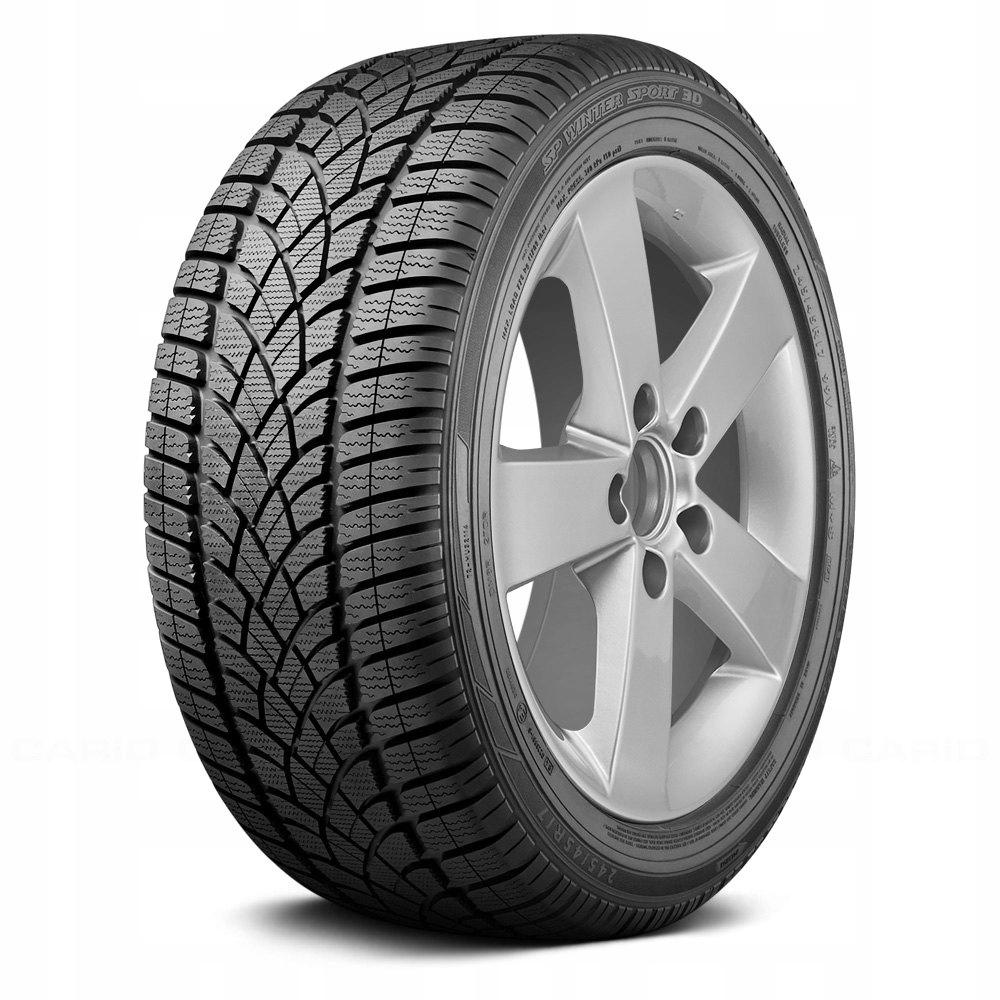 4x Dunlop 275/35R20 102W XL SP WINTER SPORT 3D RO1