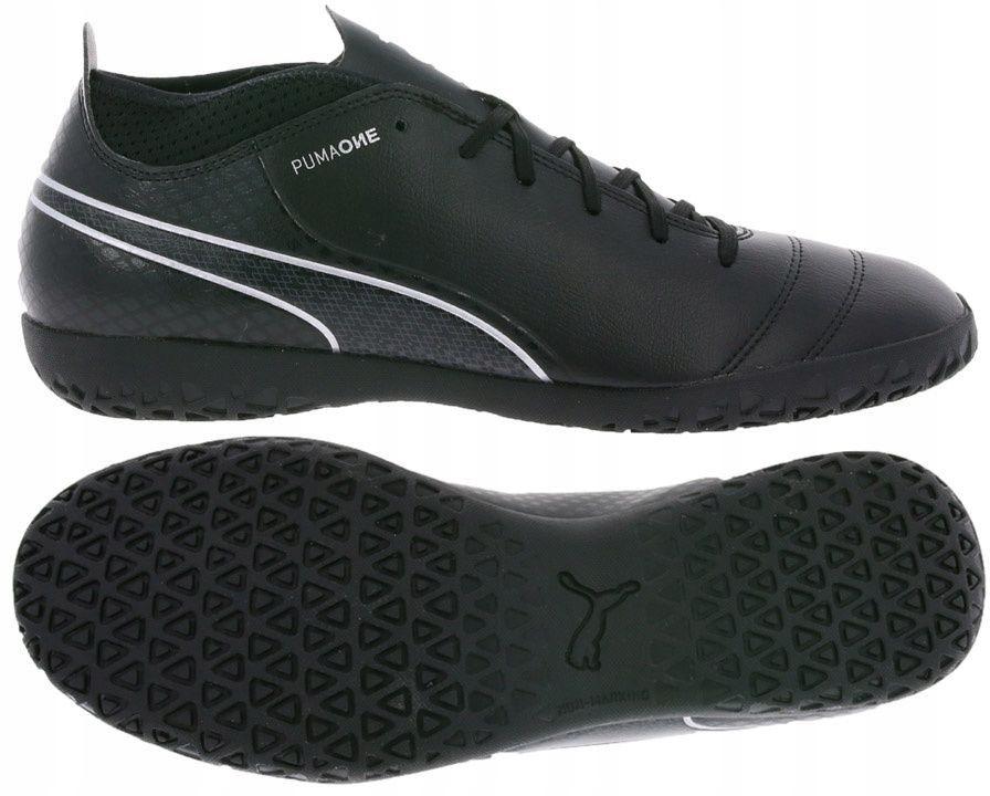 Puma Buty piłkarskie One 17.4 IT czarne r. 44.5 (1