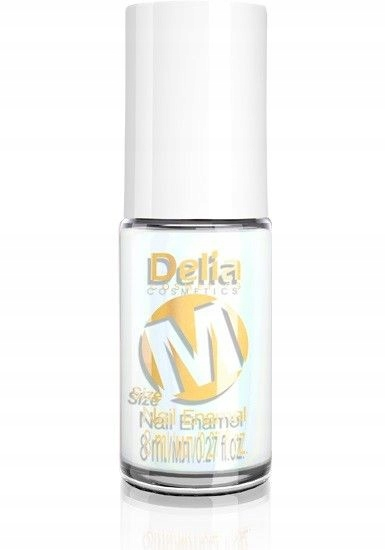 Delia Cosmetics Size M Emalia do paznokci 1.02 8