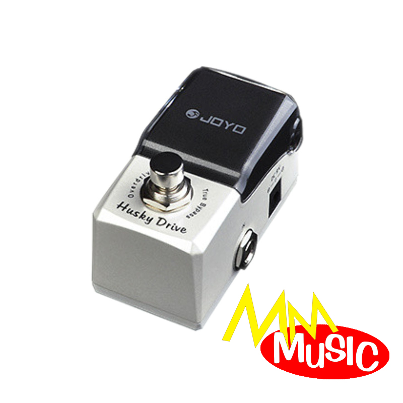 Joyo JF-314 Husky Drive - efekt gitarowy overdrive