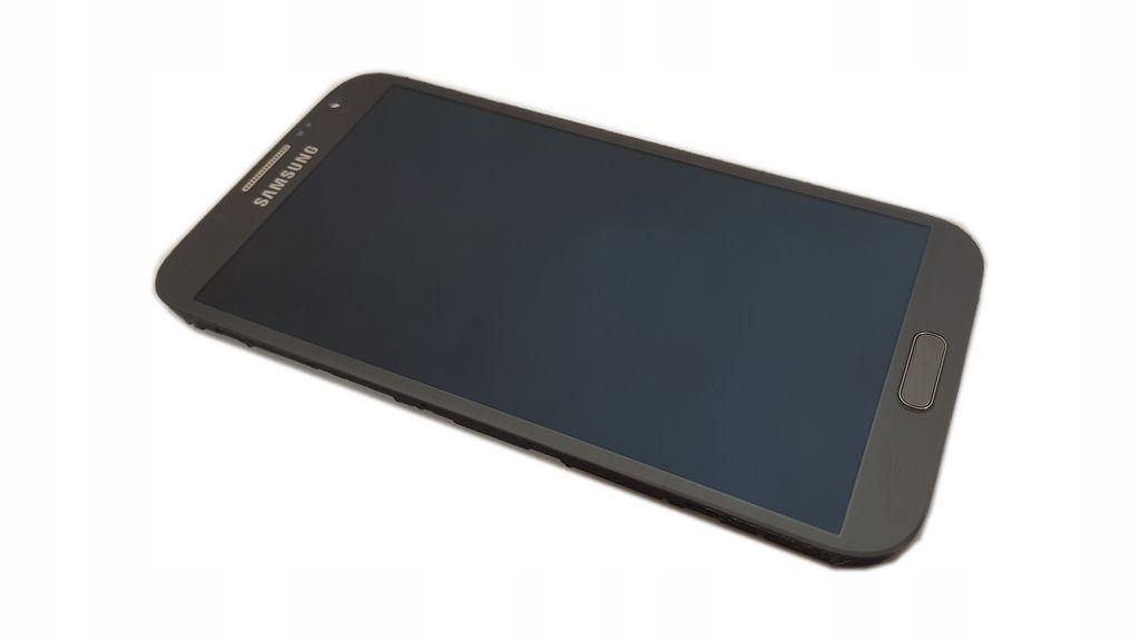 3# ORY WYSWIETLACZ LCD SAMSUNG NOTE 2 N7105