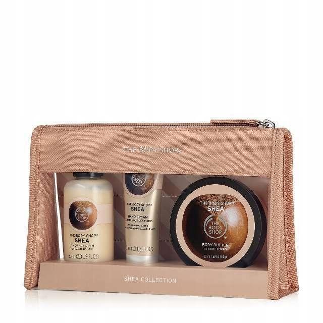 The Body Shop Shea Beauty Bag UK