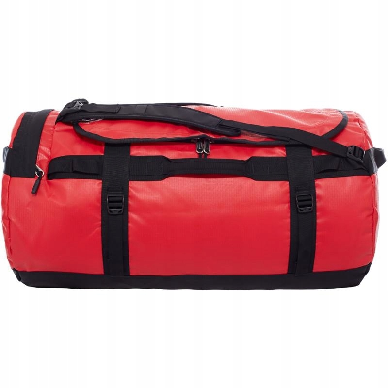 Torba The North Face Base Camp Duffel red L