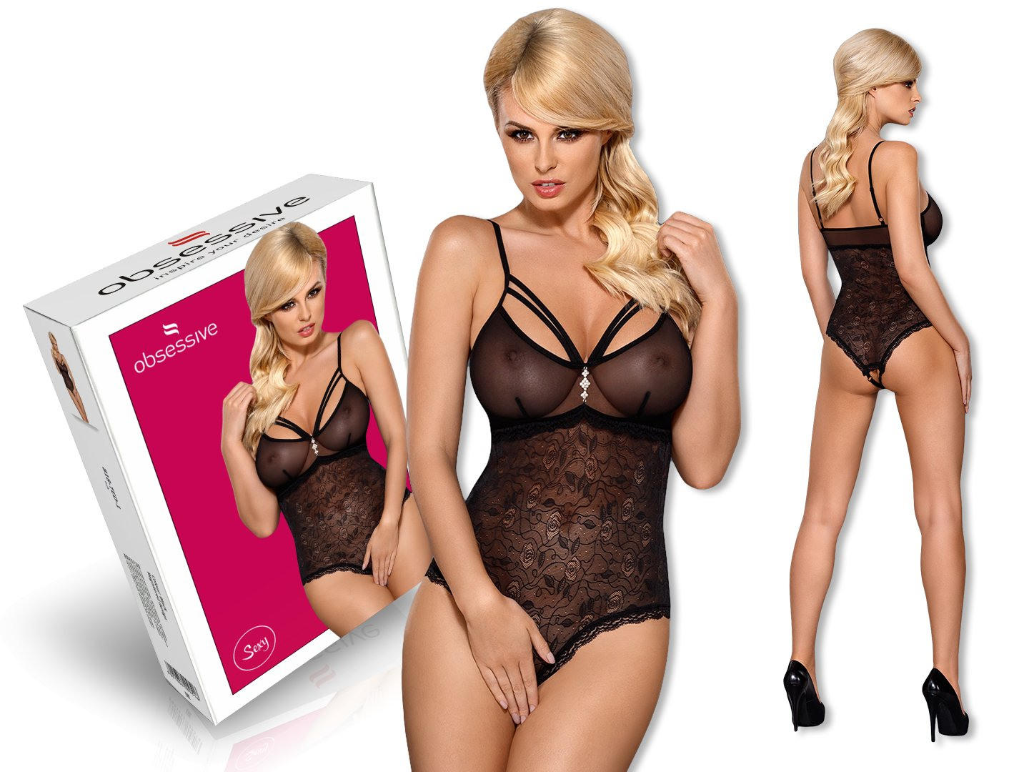 OBSESSIVE body 818-TED-1 S/M