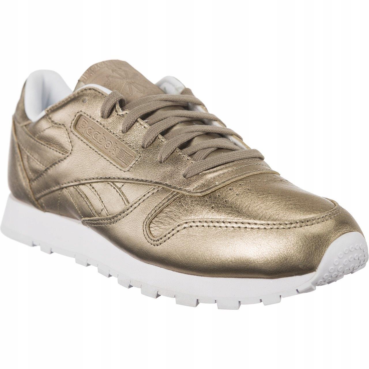 REEBOK CL LTHR L 898 (40,5) Damskie Sneakersy