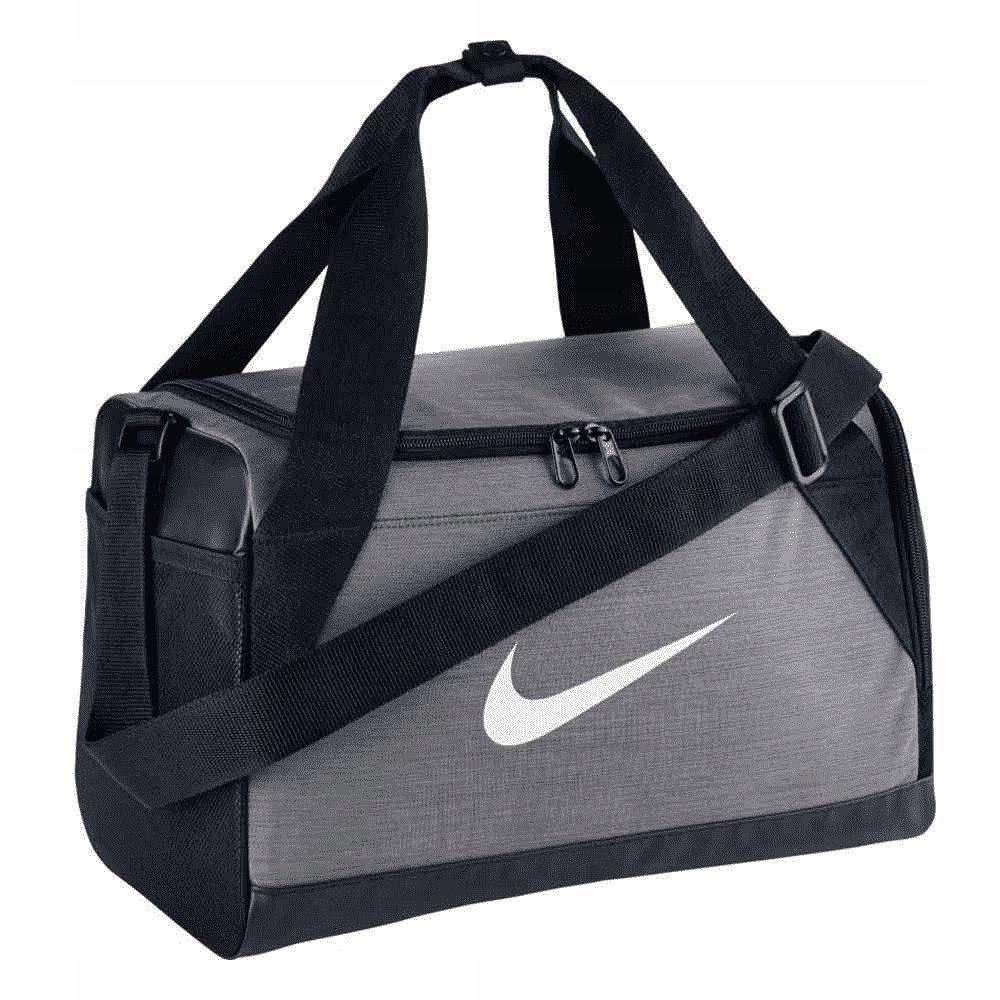 Torba Nike Brasilia XS Duff BA5432 064 szary