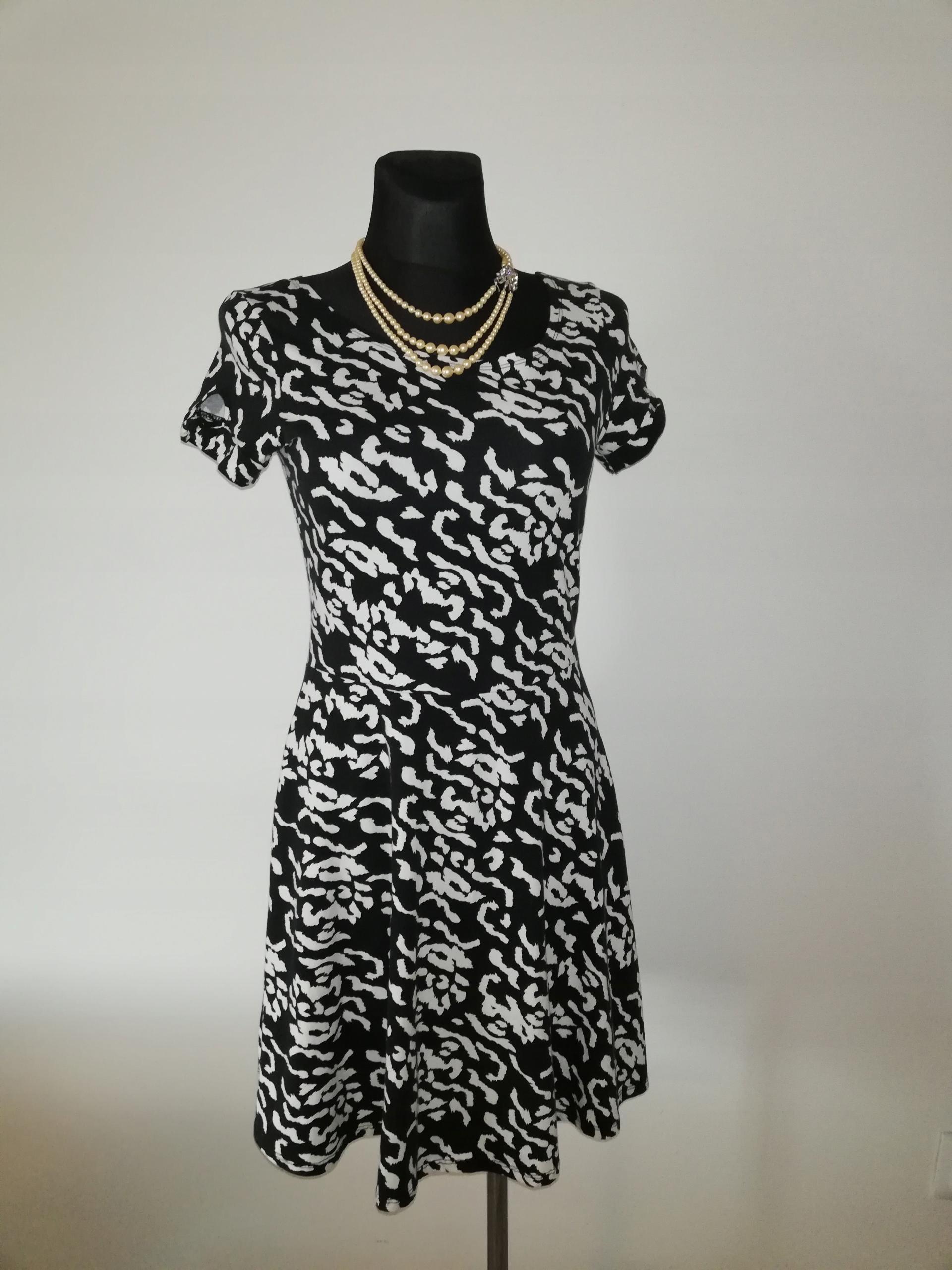 DOROTHY PERKINS sukienka bawełna modna ideał L