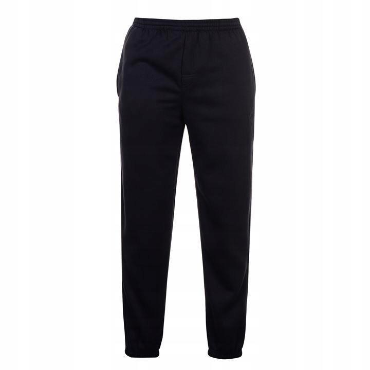 Spodnie dresowe Slazenger kieszenie zamki 482008 S