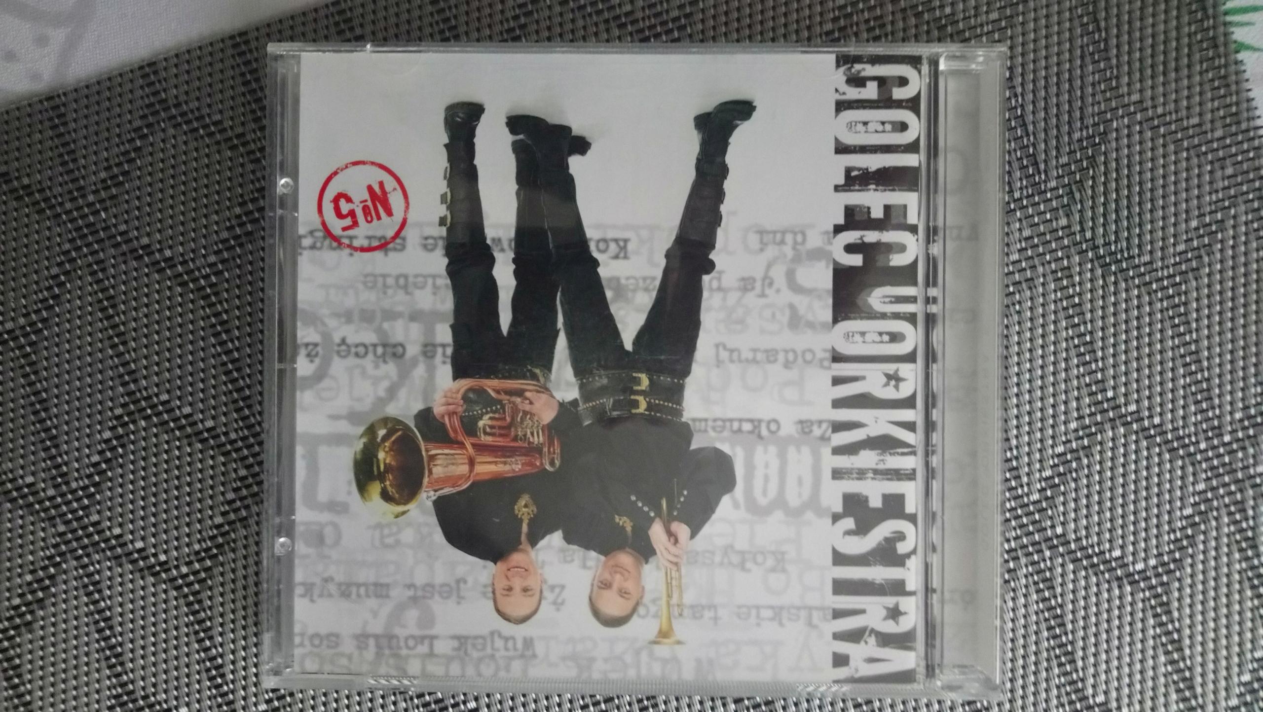 Golec Orkiestra No51CD