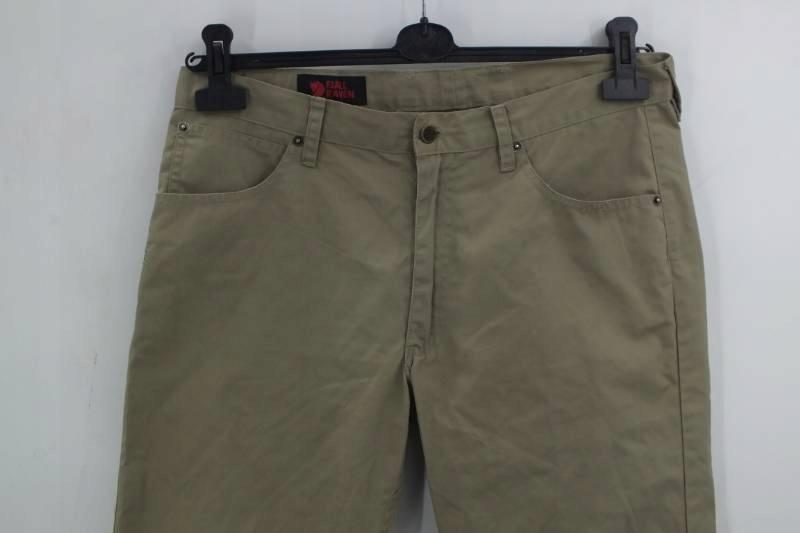 Fjallraven spodnie damskie 42 g-1000 W33L32
