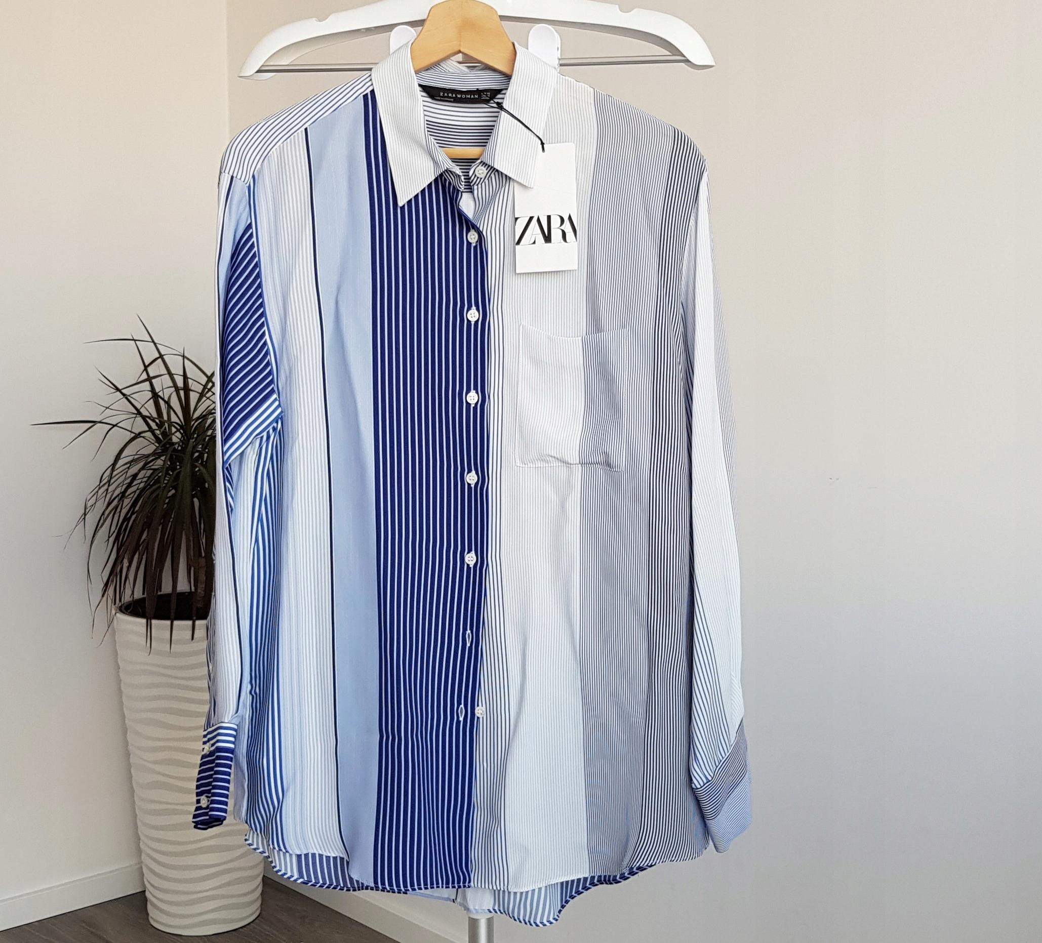 Zara koszula w paski XS/S