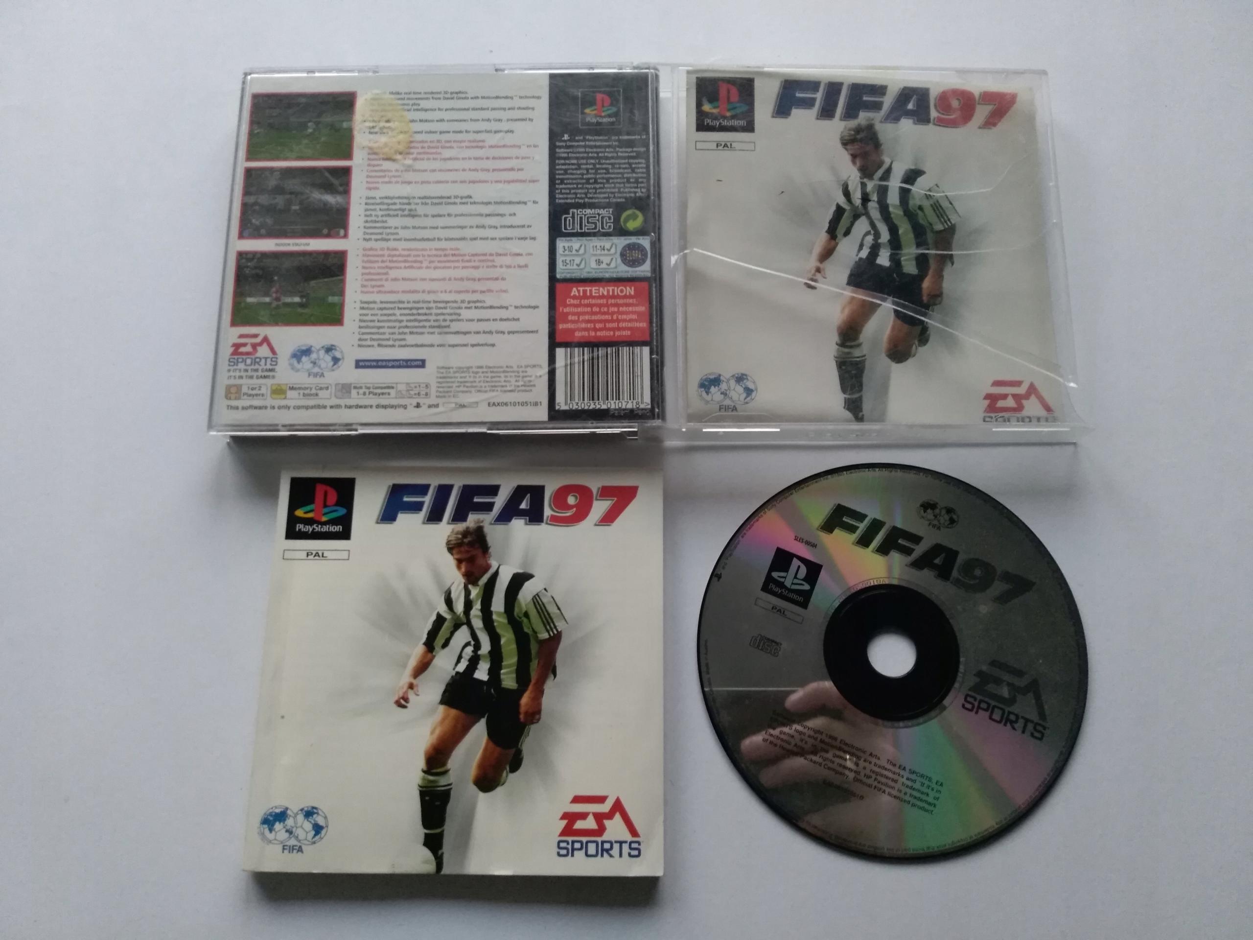 d46e73f29 FIFA 97 SKLEP GWARANCJA - 7679459138 - oficjalne archiwum allegro