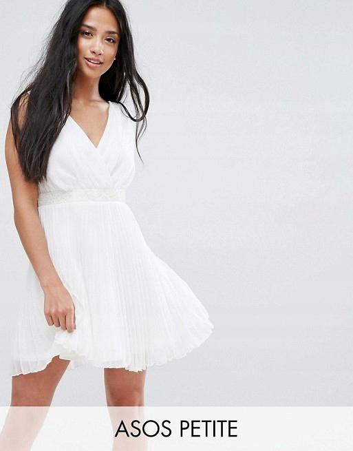 Asos Petite mini sukienka UK8 r.36 wysyłka FREE