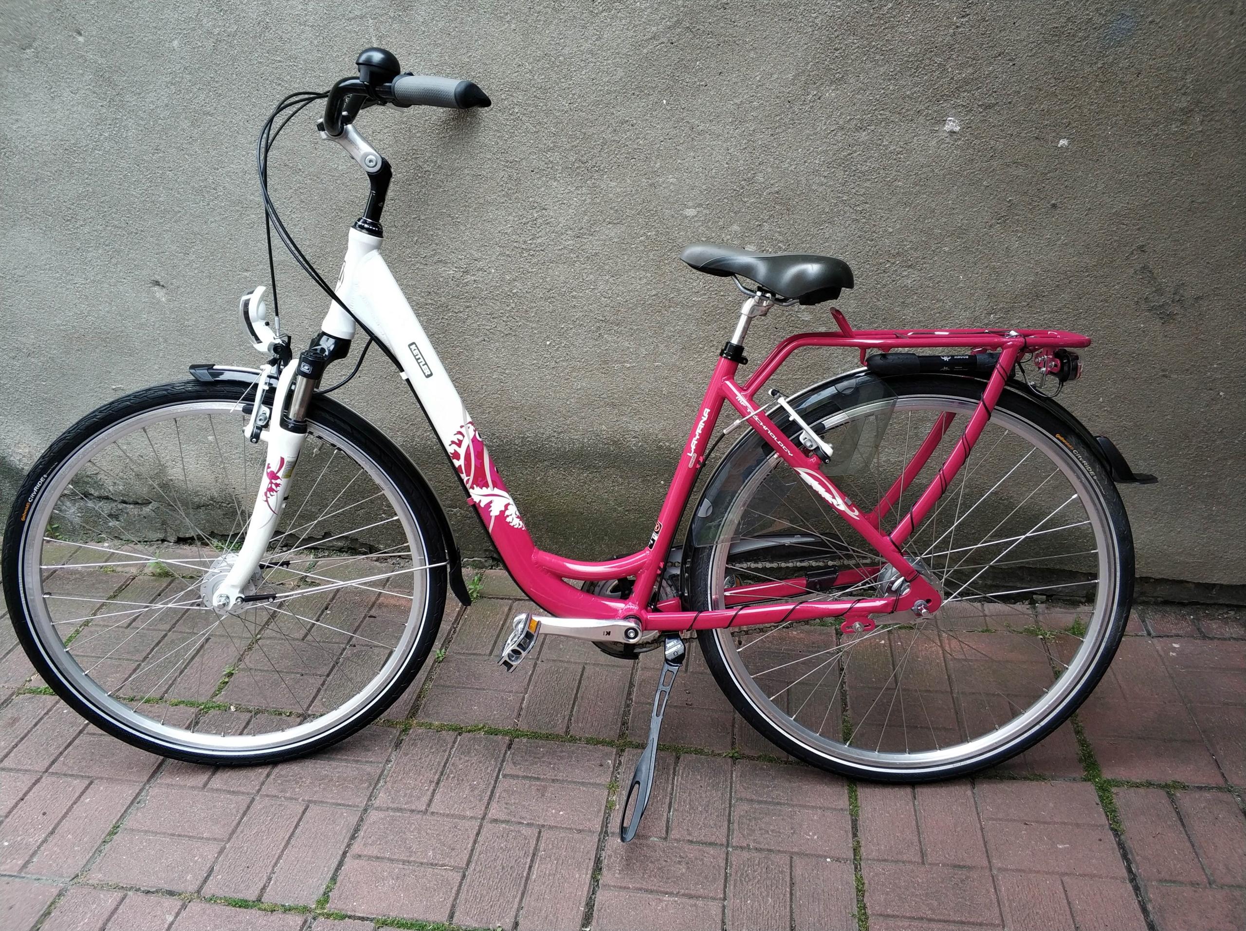 """rower KETTLER LAYANA 28"""" damka"""