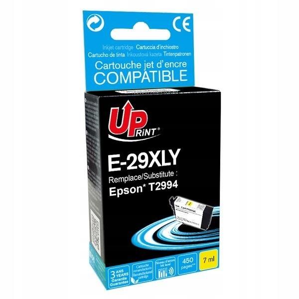 UPrint z C13T29944010 T29XL yellow 450s 7ml E-29