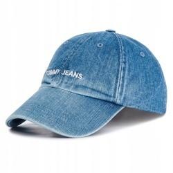 Czapka Tommy Hilfiger TJU Jeans - AU0AU00489 901