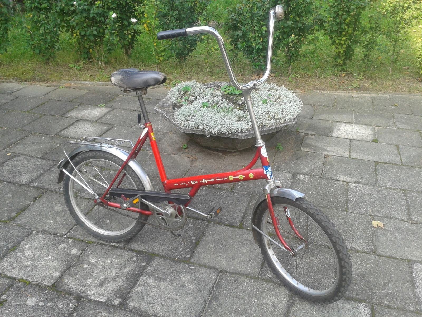 Zabytkowy rower PUCH MINI-Austria koła 20 cali