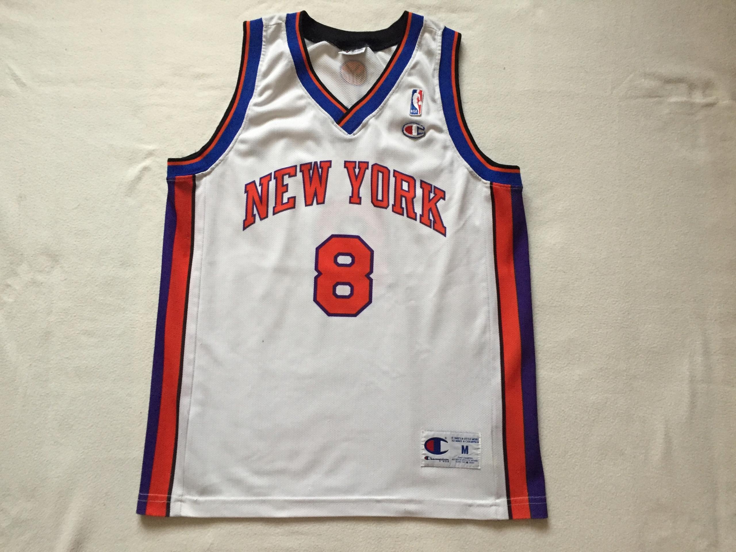Koszulka Champion NBA-New York Knicks