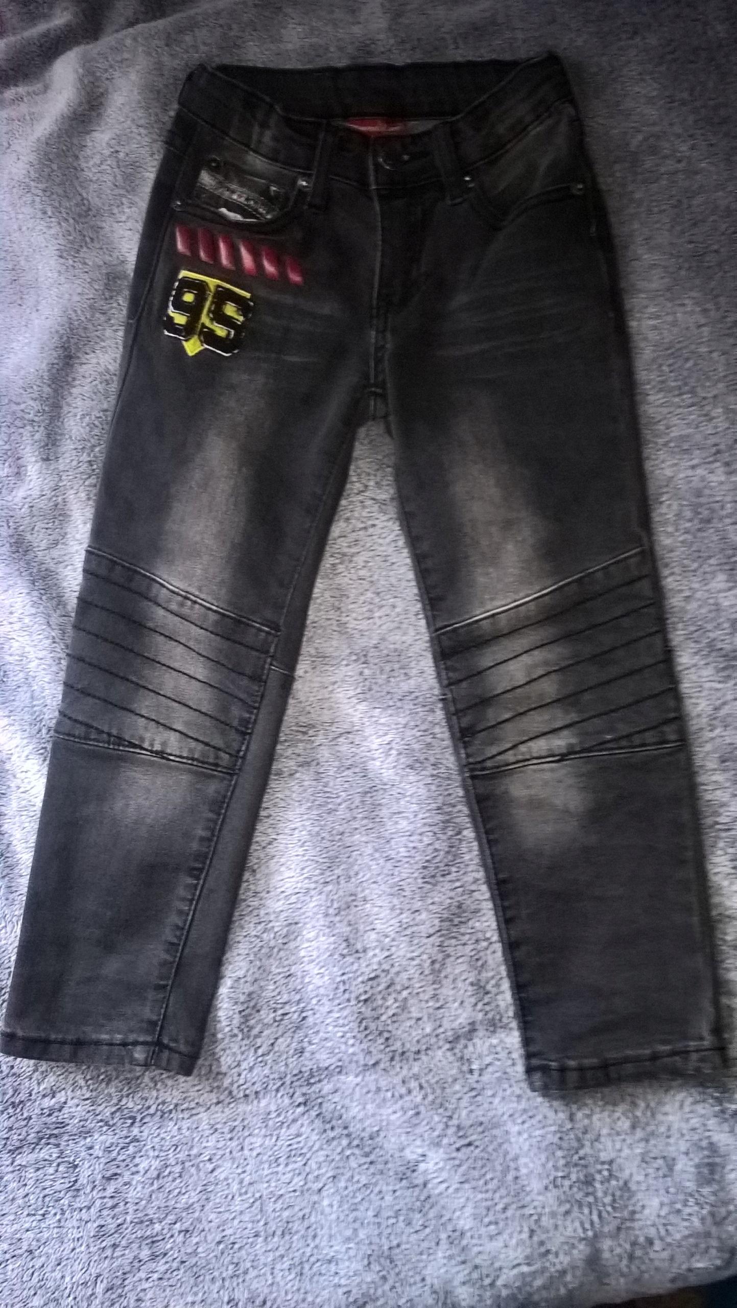 Spodnie chłopięce cool club rozmiar 110