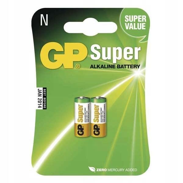 Bateria alkaliczna, 910A, LR1, 1.5V, GP, blistr, 2