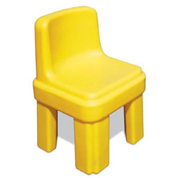 CHICCO Krzesełko Z Oparciem kolorze Żółtym wygodne