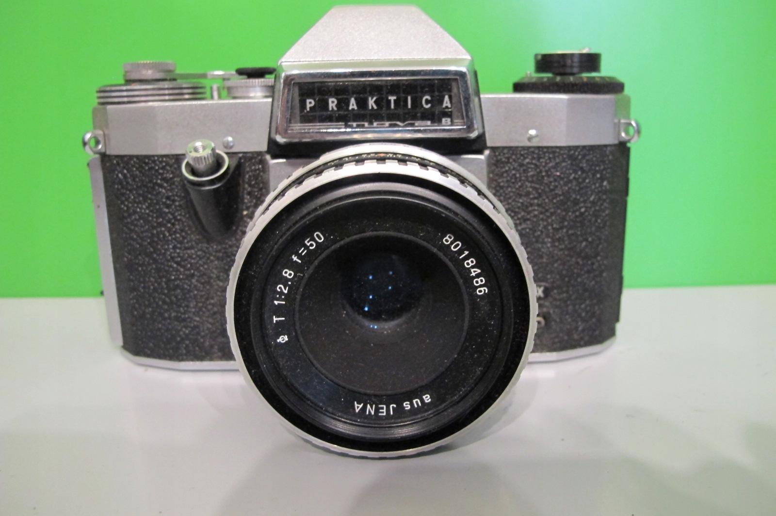 PRAKTICA / OBIEKTYW 50mm