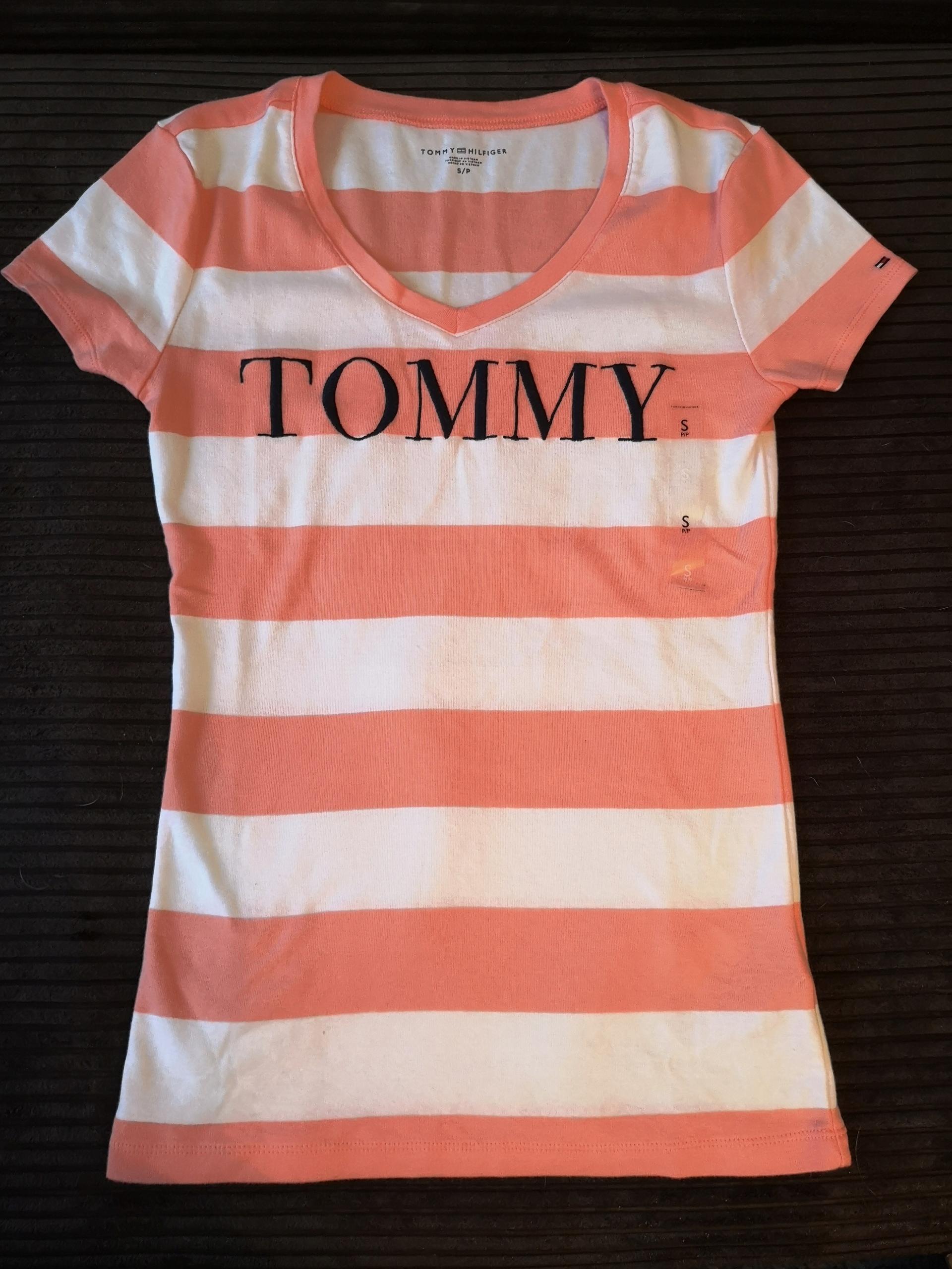 Koszulka Tommy Hilfiger z USA rozmiar M