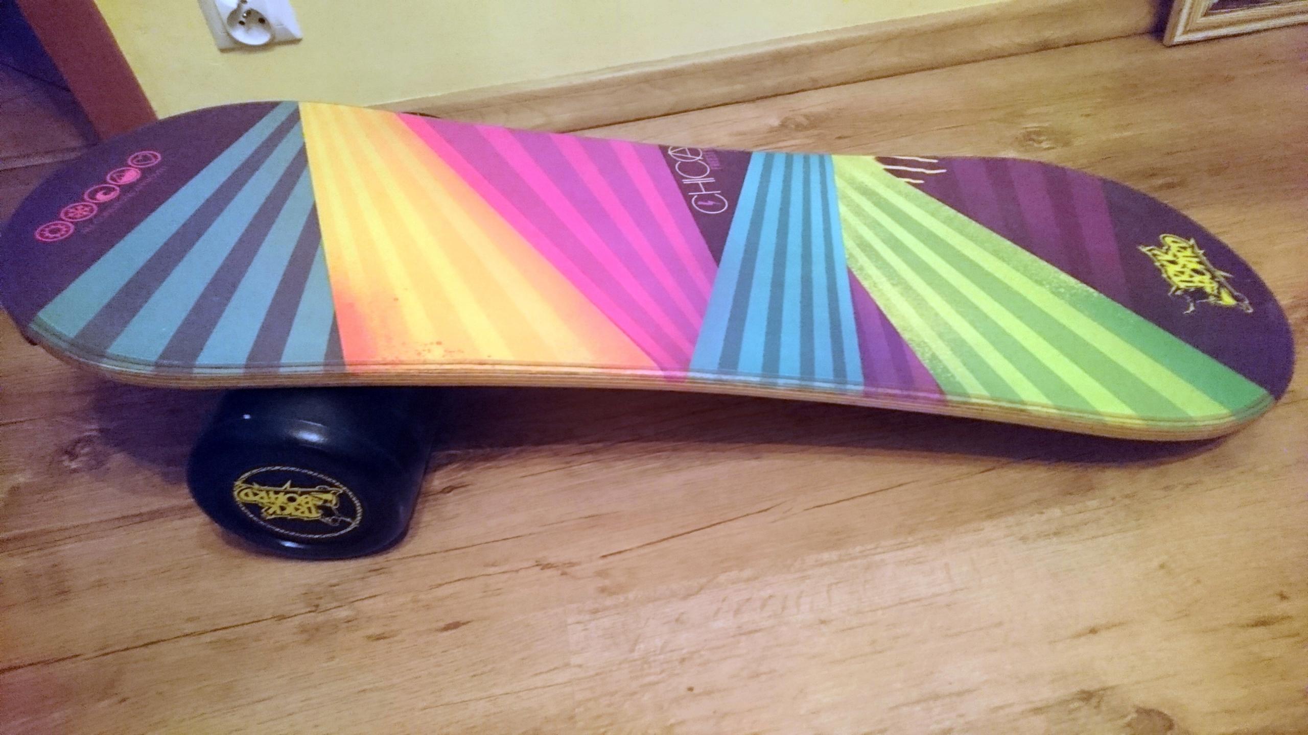 Trickboard Classic + wałek! Stan b. dobry!